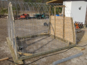 Hoop House Wire