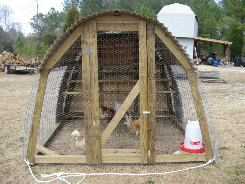 Happy Tails Hoop House